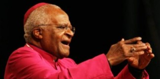 Jewish Paper Apologize For Comparing Desmond Tutu To Hitler
