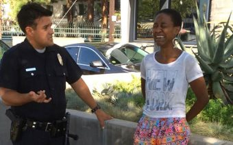 """Django Unchained Actress 'Racist' Police Row: The """"Swirl"""" Will Not Save You"""