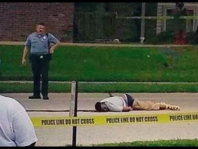 Racial Repression And The Murder Of Michael Brown