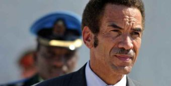 Botswana: Khama Wins Second Term