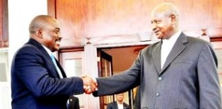 Coming Together: Uganda, DR Congo In Talks To Improve Relations