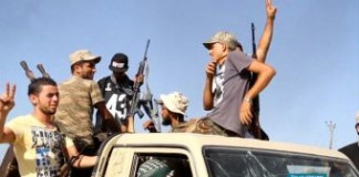 Libya Militias Seize Tripoli Government Offices
