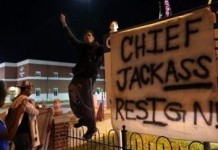 Clashes in Ferguson on Heels of Chief's Apology