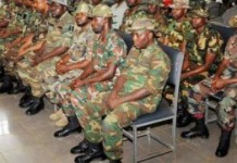 Nigeria Sentences Twelve Soldiers To Death