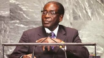 We Will Never Kneel To The West - Robert Mugabe