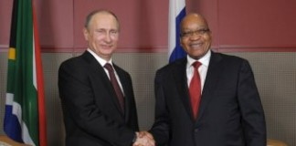 Russia, South Africa Sign Agreement For Nuclear Power Plants