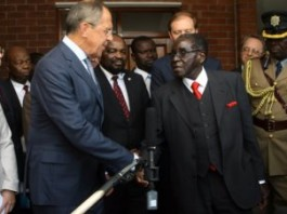 Russia's Foreign Minister Lauds Africa As A Pillar Of New World Order