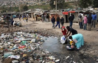 South Africa's Landless Blacks: Why Does The Impasse Continue?