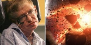 Stephen hawking God Particle