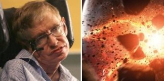 "So-Called ""God Particle"" Could Destroy The World, Stephen Hawking Warns"