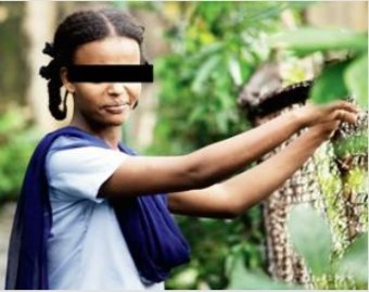 Trafficked 17-Yr-Old Girl To Return To Ethiopia
