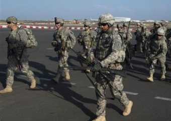 """U.S Sending 3,000 Troops To Liberia """"To Fight Ebola"""""""