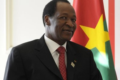 Burkina Faso: Protesters Demand Compaore Get The Hell Out