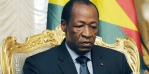 Burkina Faso State Of Emergency Dictator
