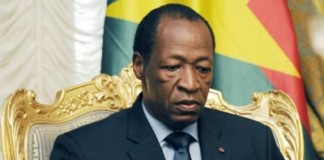 Burkina Faso: Dictator Blaise Compaore Declares State Of Emergency