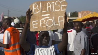 Burkina Faso: Dictator Blaise Compaore Driven Out By Protesters