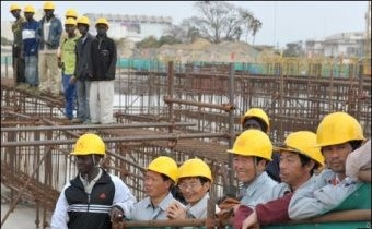 The Chinese In Africa: Empire Builders Or Pioneers?