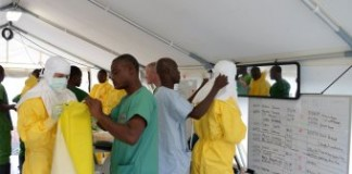 Less Than 400 Ebola Cases Nationwide - Official