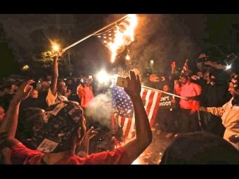World Watching Ferguson After Weekend Of Protests