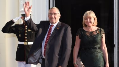 Africa Gets It's First White President Since Apartheid