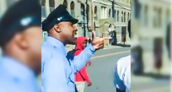 Philly Cop Caught On Video Threatening Teen For Looking At Him