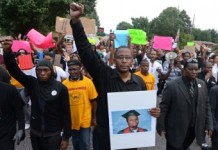 Voter Registration In Ferguson Surges After Michael Brown Lynching