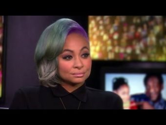 Raven Symone To Oprah: 'I'm Not African-American — I'm American'