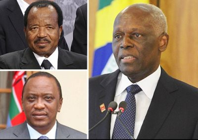 Richest African Presidents 2014
