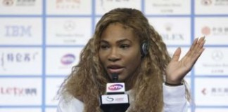 The Swirl Will Not Save You: Serena Slams 'Sexist' Slur By Russian Federation Chief