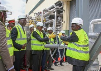 Kenya Opens World's Largest Geothermal Plant
