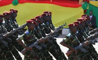 African Armies Are On A Spending Spree