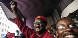 African National Congress Struggle To Contain Union Conflict