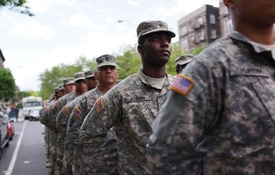 New Regulations Allows The Army To Call Black People Negro