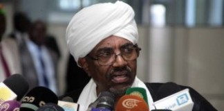War Criminal Bashir Claims Darfur Peacekeepers Protect Rebels