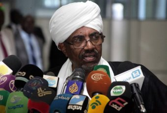 Kenyan Court Issues Arrest Warrant For Sudan's President Omar Bashir
