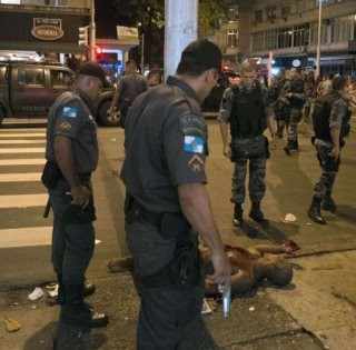 New Law Will Give Brazilian Cops A License To Kill Black People