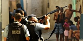 77% Of Young People Killed In Brazil Are Black