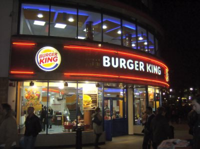 Burger King and McDonald's Pay Fast Food Workers $20 An Hour In Denmark