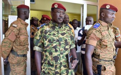 Burkina Faso: Army 'Must Give Power To Civilians'