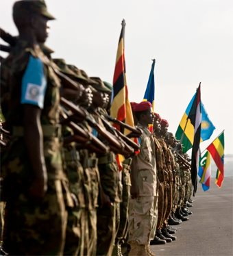 The Much Awaited East African Standby Force Launched In Ethiopia Today