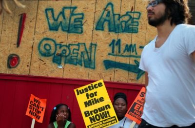 Ferguson Waits Uneasily For Grand Jury's Rigged Decision