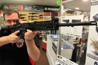 Whites Stocking Up On Guns In St. Louis Suburbs Ahead Of Grand Jury's Decision
