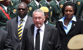 Zambia: Illegal White President Removed From Position In Ruling Party