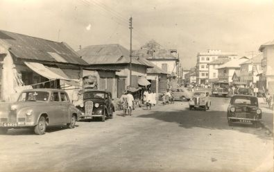 How Lagos Looked 50 Years Ago