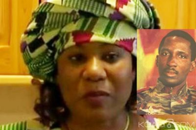 Mariam Sankara: The Anger Of The People Is Justified