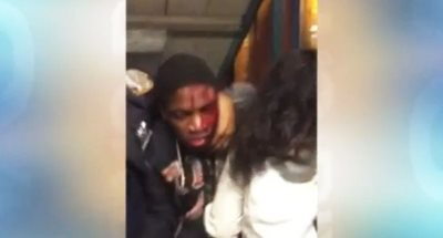 VIDEO: New York City Police Beat Man Bloody For Allegedly Jumping A Turnstile