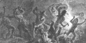 Slaughter of the Pequot