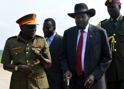 UN Trying To Stifle South Sudan With Weapons Embargo
