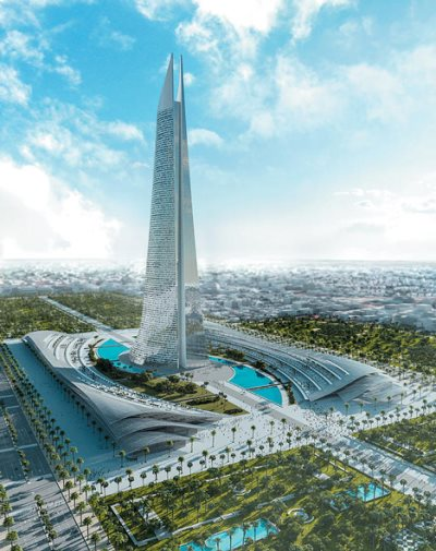 Africa's Tallest Skyscraper To Be Built In Morocco Next Year