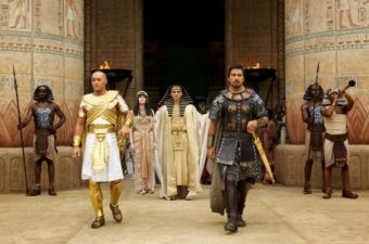 Hollywood's Ancient Egypt Whitewash